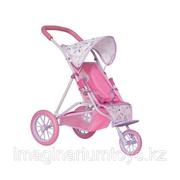 Беби Борн коляска для куклы Baby Born трехколесная