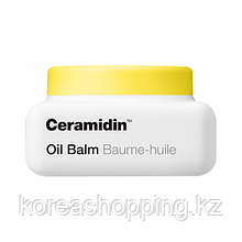 Питательный Масло-бальзам для лица и телаDr.Jart+ Ceramidin Oil Balm