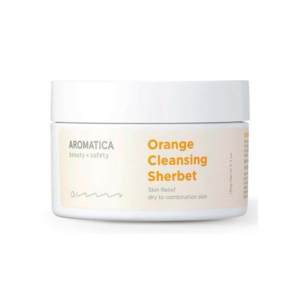 Очищающий щербет Orange Cleansing Sherbet (180g)