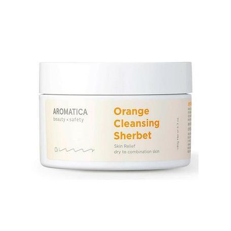 Очищающий щербет Orange Cleansing Sherbet (180g), фото 2