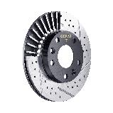 Тормозные диски Infiniti M35. Y51 2011-Н.В 3.5i (Передние), фото 3