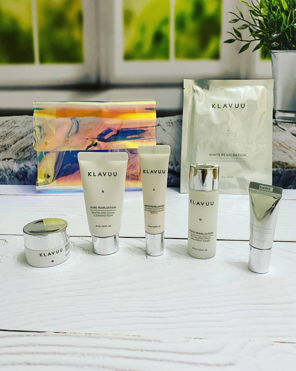 Универсальный мини-набор Klavuu All-In-One Travel Kit