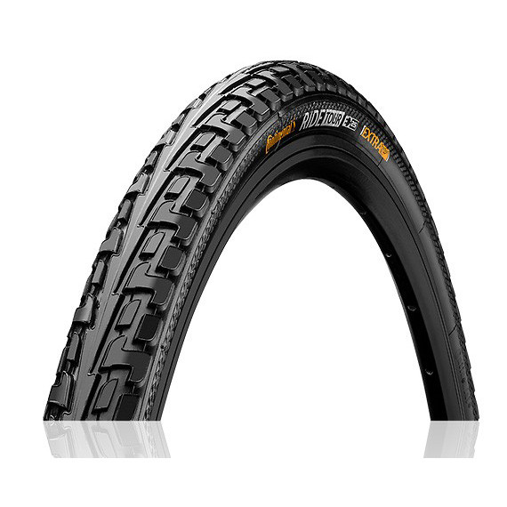 Continental  покрышка Ride Tour - extra puncture belt 180tpi - wire