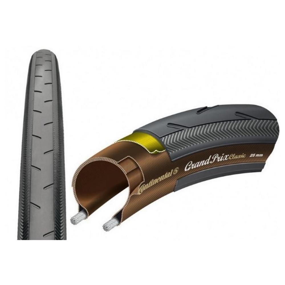 Continental  покрышка Grand Prix Classic - polyX breaker 180tpi - fold