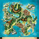 Настольная игра: Остров сокровищ: Тайна Джона Сильвера, фото 6