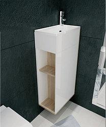 Мебель для небольших ванных комнат