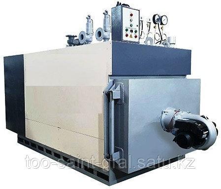 Паровой котёл среднего давления 0,75 тн.пара/час