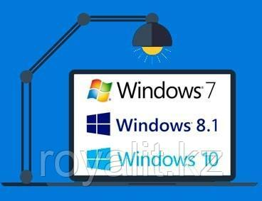 Установка, переустановка Windows