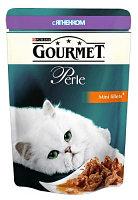 Gourmet Perle Mini Fillets Lamb in Sauce, Гурмэ Перл нежные кусочки ягненка в соусе, уп.24*85 гр.