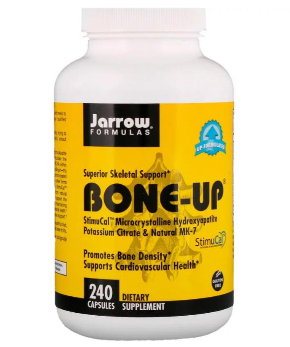 Jarrow Formulas, Bone-Up, 240 капсул