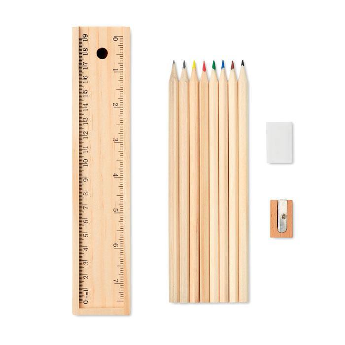 Набор из 12 карандашей, TODO SET
