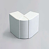 DKC NEAV 100x60 Угол внешний изменяемый  (70-120°)
