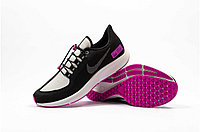 Беговые кроссовки Nike Air Zoom Pegasus 35 Shield NRG Black/Reflect Silver/Hyper Violet
