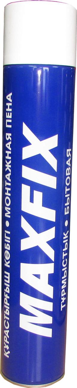 Пена монтажная MAXFIX бытовая 680 г