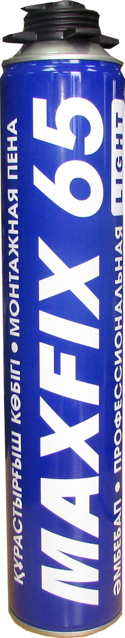 Пена монтажная MAXFIX 65