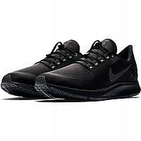 Беговые кроссовки Nike Air Zoom Pegasus 35 Shield NRG Triple Black