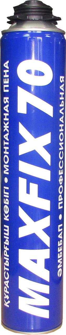 Пена монтажная MAXFIX 70