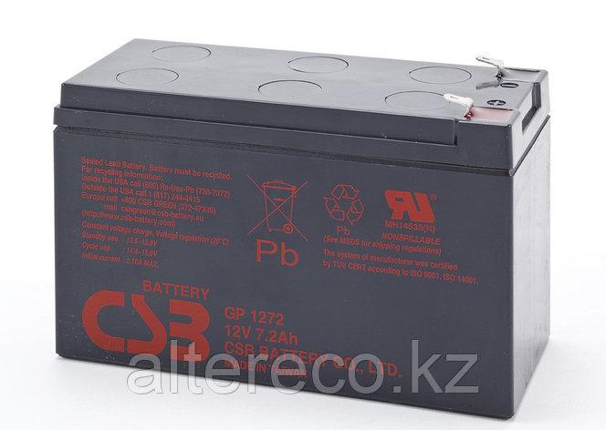 Аккумулятор CSB GP1272F2 (12В, 7,2Ач), фото 2