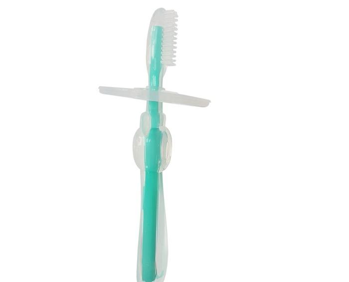 Зубная щетка прорезыватель силиконовый (грызунок)