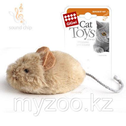 GigWi, ГигВи Мышка со звуковым чипом.13 см