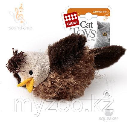 GigWi, ГигВи Птичка со звуковым чипом.6 см