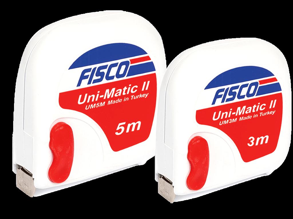 Рулетка FICKO 3м * 55мм