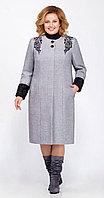 Пальто La Kona-797/1, серый, 52