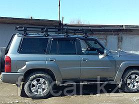 Корзина экспедиционная  для Nissan Patrol Y60/Y61 235х130 см с сеткой, фото 3
