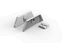 Коннектор для подключения светильника к сети (EM) для серии Supermarket провод 300 мм