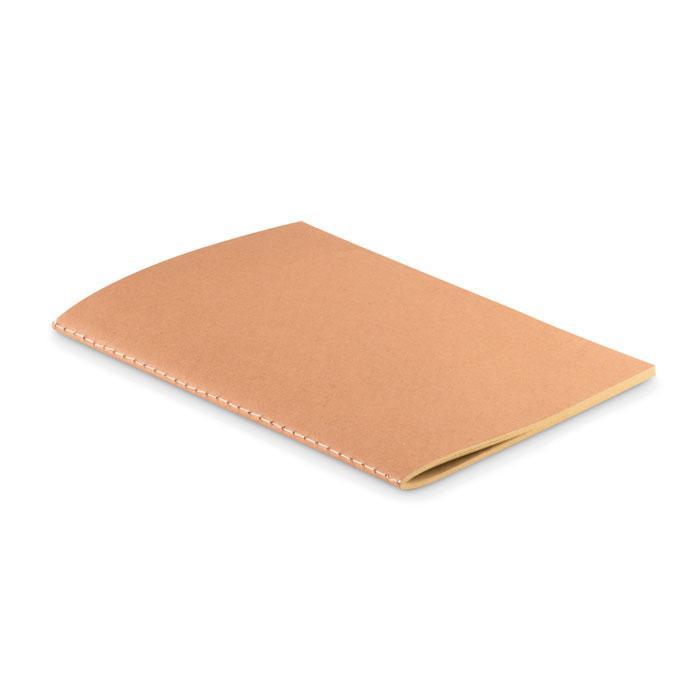 Блокнот из картона А5, MID PAPER BOOK