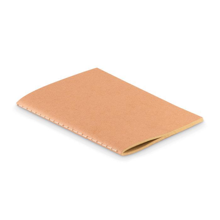 Блокнот из картона А6, MINI PAPER BOOK