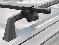 Комплект поперечин Atlant (Россия) эконом-класса на рейлинги (стальные дуги)