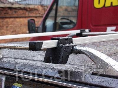 Комплект поперечин Atlant (Россия) эконом-класса на рейлинги (алюминиевые дуги), фото 2