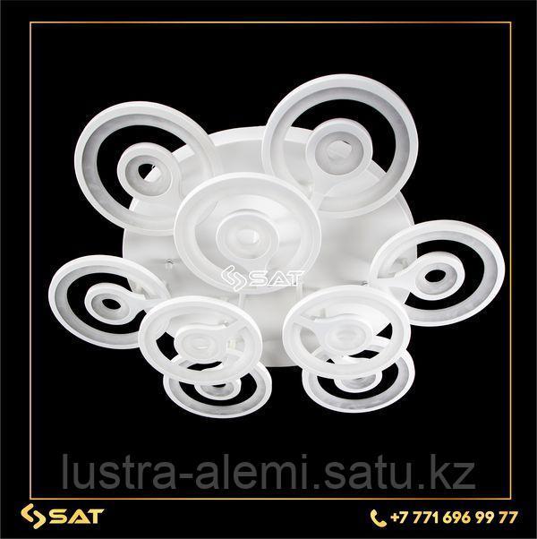 Люстра потолочная ЛЭД 8006/6+3