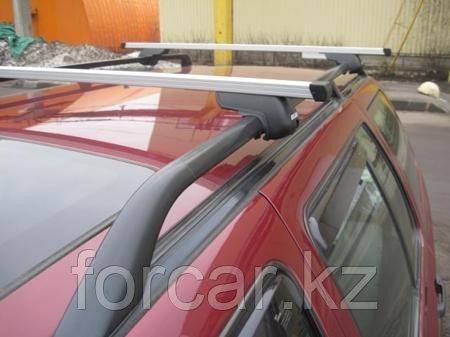 Комплект поперечин Atlant (Россия) на рейлинги, прямоугольные дуги, фото 2