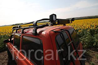 Корзина экспедиционная  для Toyota Land Cruiser 80 235х130 см с сеткой, фото 3