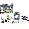 LEGO Juniors 10770 Конструктор ЛЕГО Джуниорс История игрушек-4: Парк аттракционов Базза и Вуди