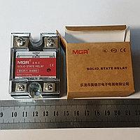 Реле твердотельное SSRA 4880 24-480VAC, 80A , управление 70-280VAC