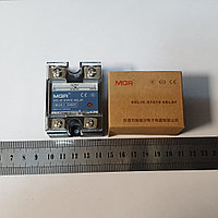 SSRD4825     Реле твердотельное 480VAC, 25A,  упр. 4-32VDC, фото 1