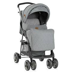 Прогулочная коляска Bertoni Daisy с накидкой на ножки Серый / Grey 1987 1002141