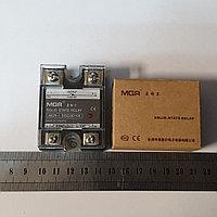 Реле твердотельное SSRD 200в100 250VDC 100A,  управление 4-32VDC