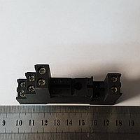 Колодка под реле на DIN-рейку 2 группы контактов RT78726