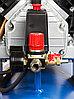 Компрессор воздушный поршневой ЗУБР ЗКПМ-360-50-2.2, ПРОФИ, масляный, 220В, 360л/мин, 50л, 8Атм, 2200Вт, 220В, фото 2
