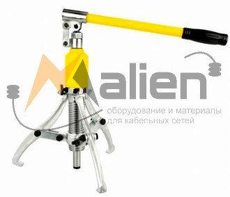 Съемник гидравлический со встроенным насосом СГ-10, МАЛИЕН арт. 860037