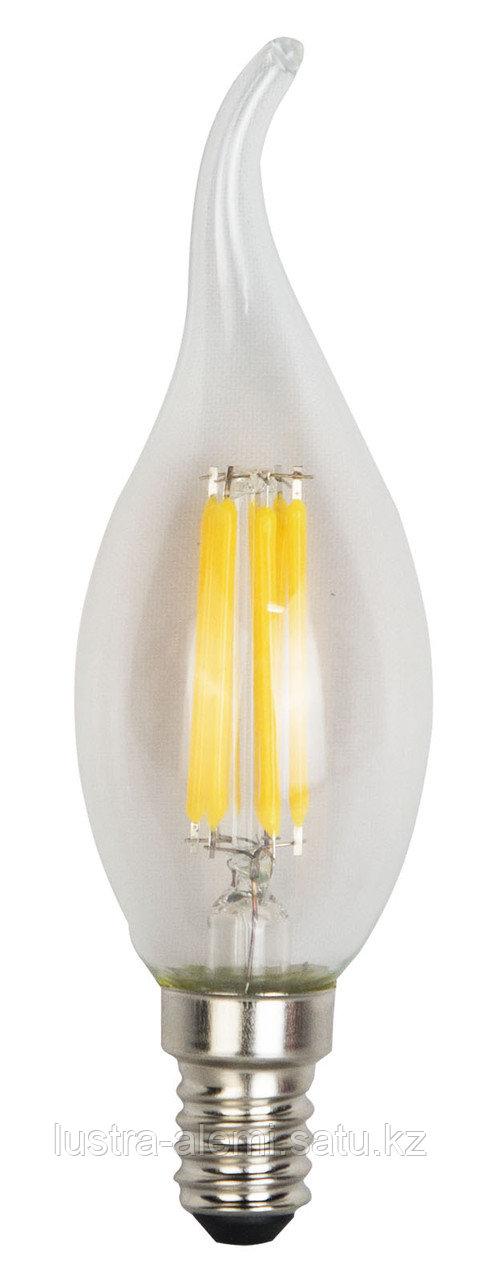 Лампа Свеча Эдисон САТ 6вт Е14 2700K