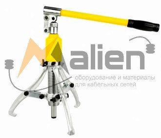 Съемник гидравлический со встроенным насосом СГ-50, МАЛИЕН арт. 860040