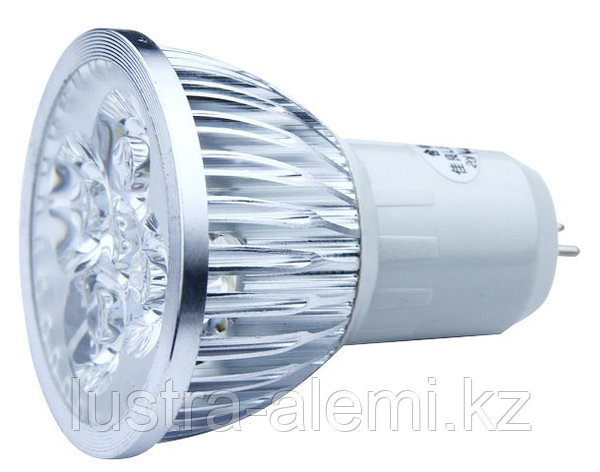 Лампа МР16 4вт 6000K 220V, фото 2
