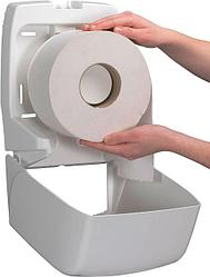 Туалетная бумага рулонная для диспенсеров
