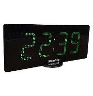 Часы электронные настенные/настольные «Standing 114»
