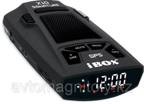 IBOX X 10 SIGNATURE